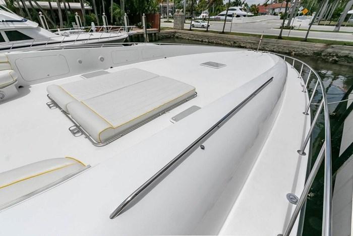 2004 Custom Shoell Express Motor Yacht Photo 11 sur 110