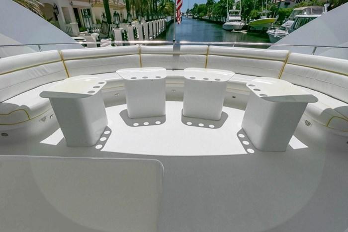 2004 Custom Shoell Express Motor Yacht Photo 45 sur 110