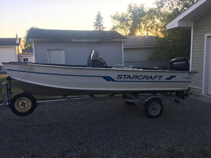 1995 Starcraft 14 DLX Photo 1 of 6