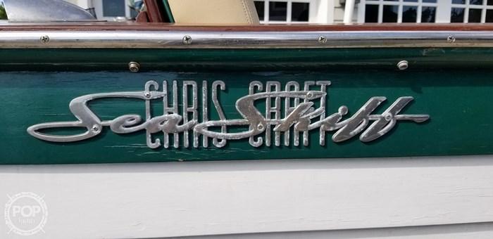1959 Chris-Craft Sea-Skiff Photo 16 sur 20