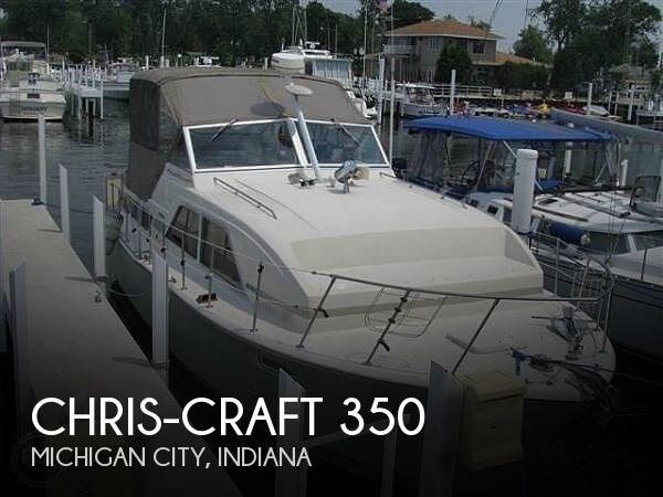 1979 Chris-Craft Catalina 350 Photo 1 sur 12