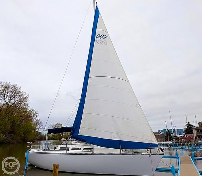 1983 S2 Yachts 9.1 Meter Photo 2 sur 21