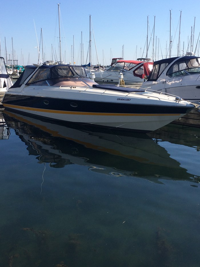 1994 Sunseeker Thunderhawk Photo 4 of 16
