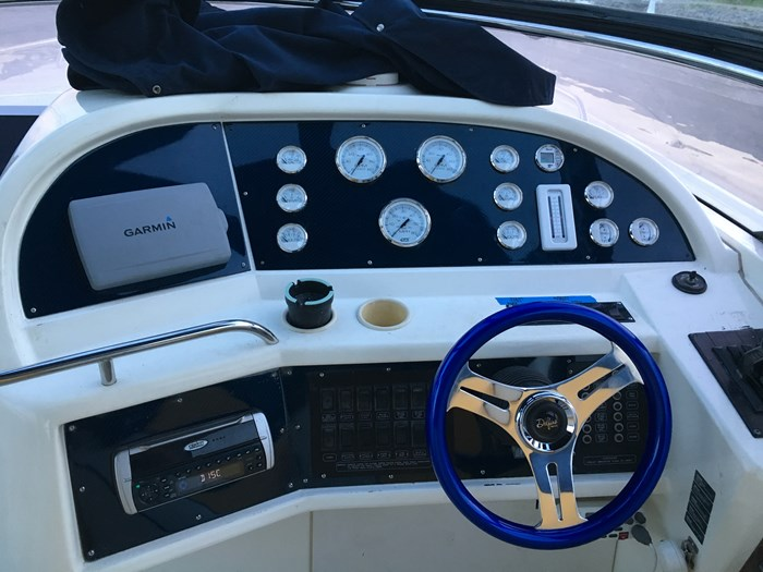1994 Sunseeker Thunderhawk Photo 8 of 16