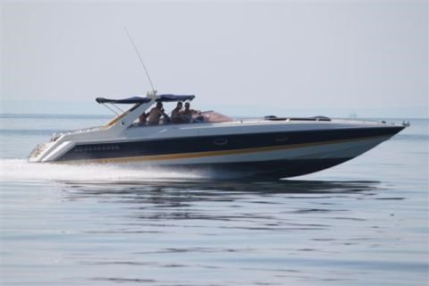 1994 Sunseeker Thunderhawk Photo 16 of 16