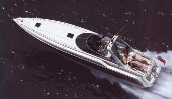 1994 Sunseeker Thunderhawk Photo 1 of 16