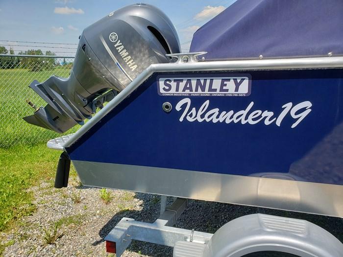 2021 STANLEY ISLANDER 19 DC Photo 2 of 2
