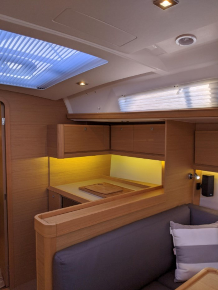 2019 Dufour Yachts 460 Photo 26 of 42