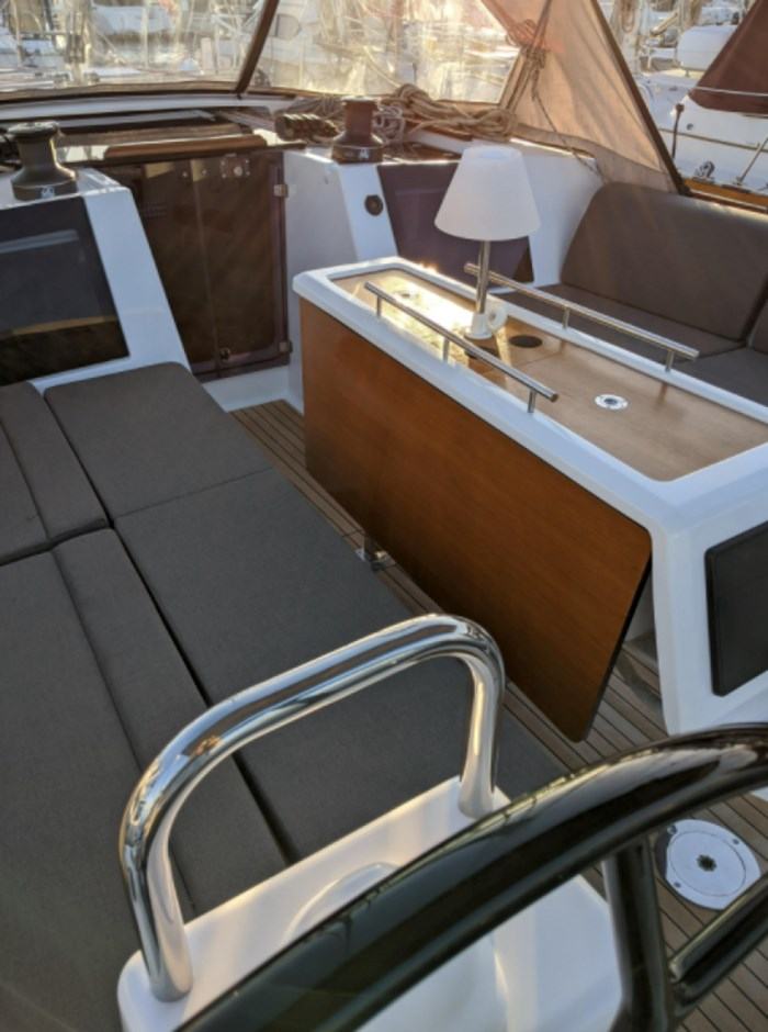 2019 Dufour Yachts 460 Photo 36 of 42