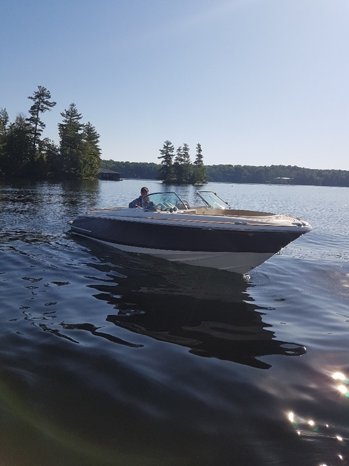 2017 Chris-Craft 25 Launch Heritage Edition Photo 1 of 6