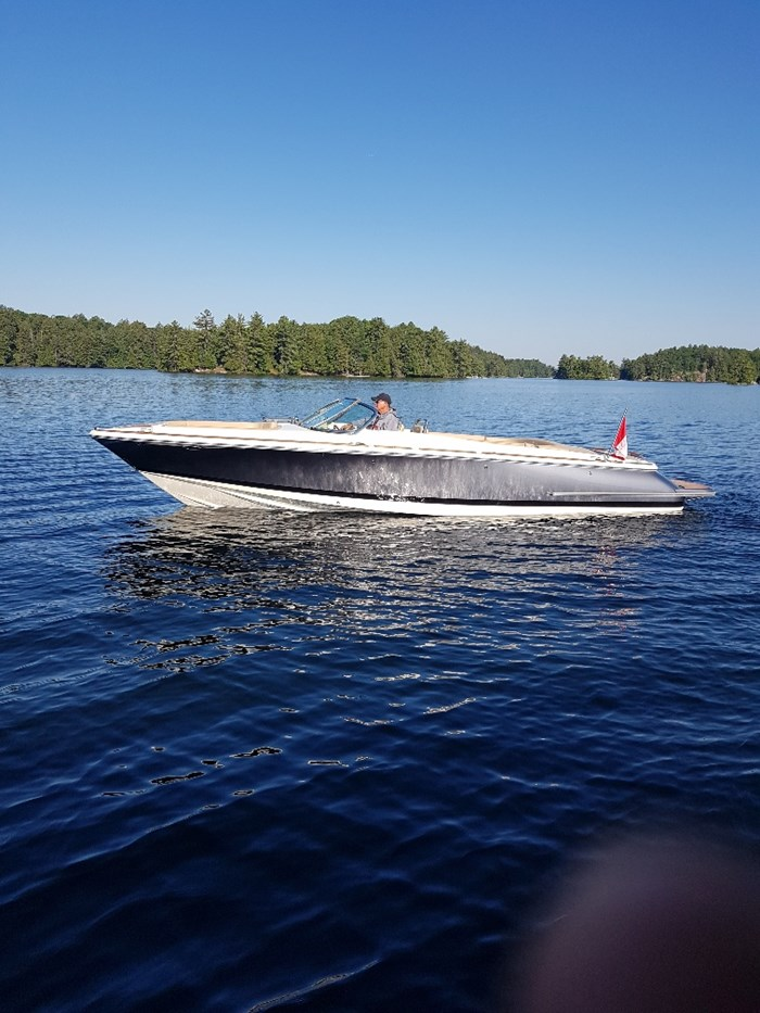 2017 Chris-Craft 25 Launch Heritage Edition Photo 4 of 6