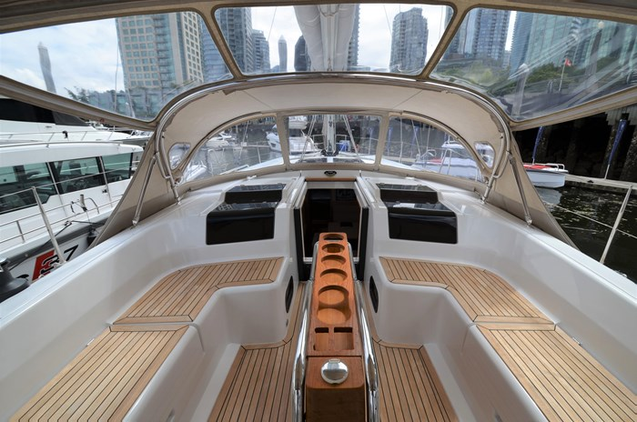2016 Hanse Yachts 455 Photo 8 sur 63