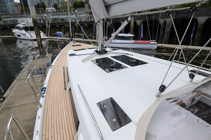 2016 Hanse Yachts 455 Photo 40 sur 63