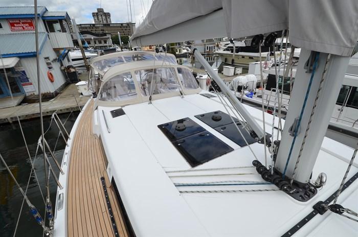 2016 Hanse Yachts 455 Photo 37 of 63
