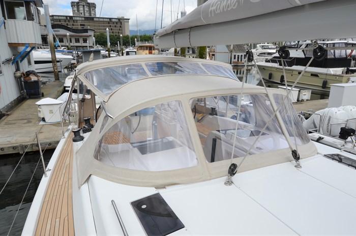 2016 Hanse Yachts 455 Photo 38 of 63
