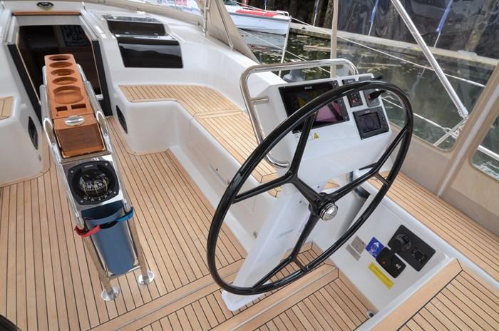 2016 Hanse Yachts 455 Photo 45 of 63