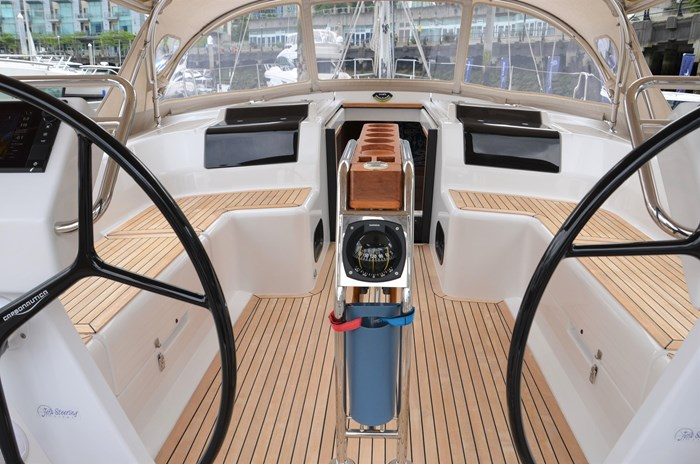 2016 Hanse Yachts 455 Photo 44 sur 63