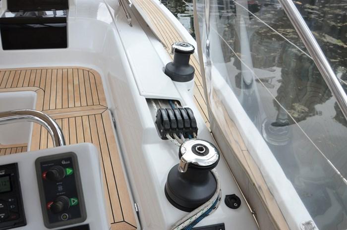2016 Hanse Yachts 455 Photo 48 of 63