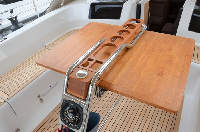 2016 Hanse Yachts 455 Photo 43 sur 63