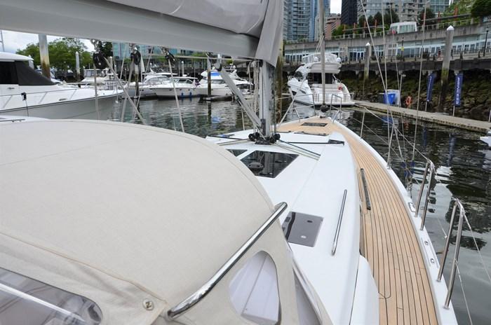 2016 Hanse Yachts 455 Photo 39 of 63
