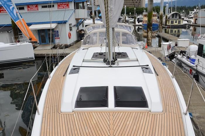 2016 Hanse Yachts 455 Photo 34 of 63