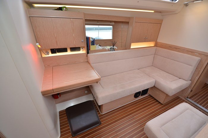 2016 Hanse Yachts 455 Photo 12 sur 63