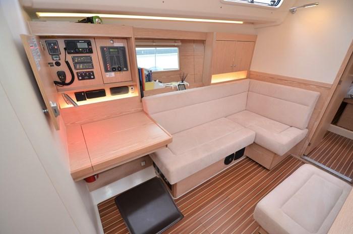 2016 Hanse Yachts 455 Photo 13 of 63