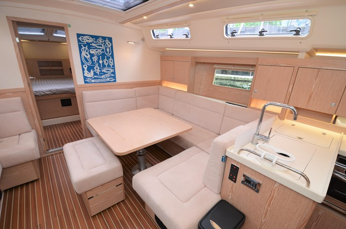 2016 Hanse Yachts 455 Photo 17 sur 63