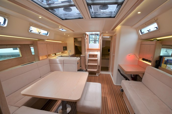 2016 Hanse Yachts 455 Photo 15 sur 63