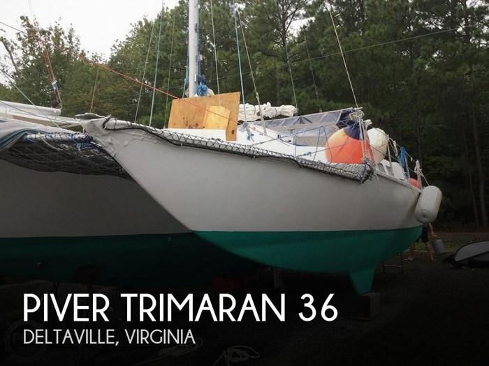 1974 Piver Trimaran 36 Photo 1 sur 20