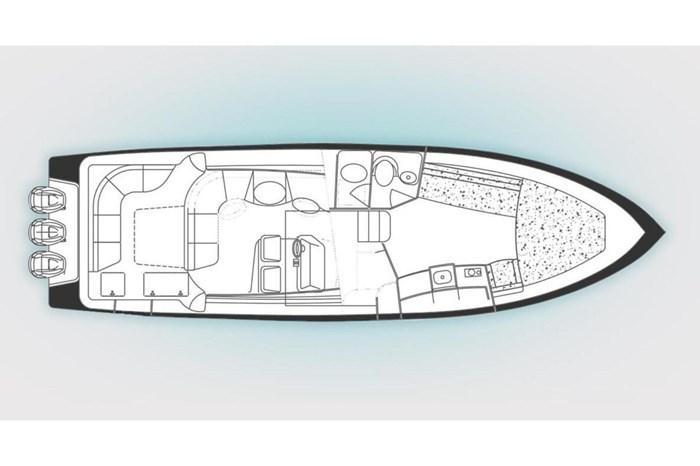 2019 Intrepid 430 Sport Yacht Photo 32 of 33