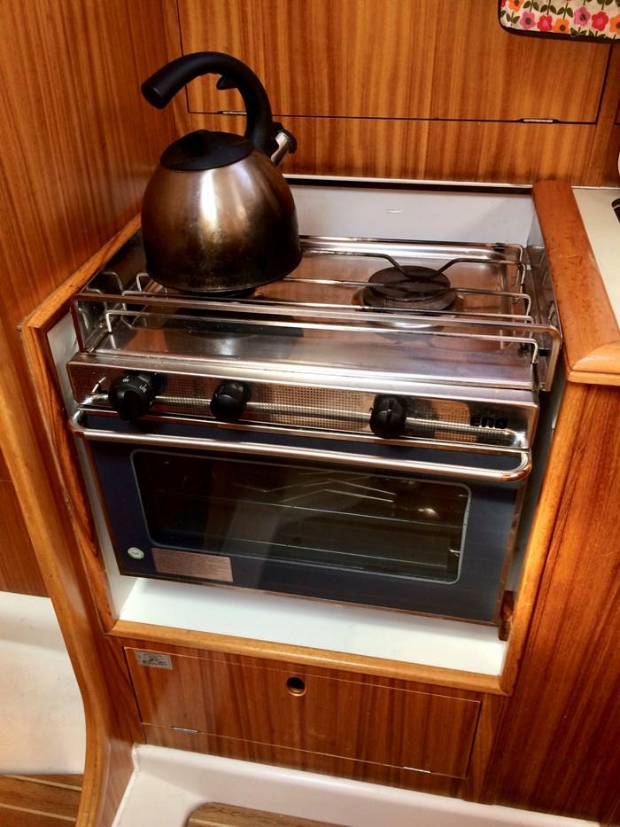 2003 Dufour Yachts Gib'sea 37 / 3 Cabin Photo 18 of 39