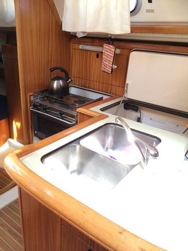 2003 Dufour Yachts Gib'sea 37 / 3 Cabin Photo 17 of 39