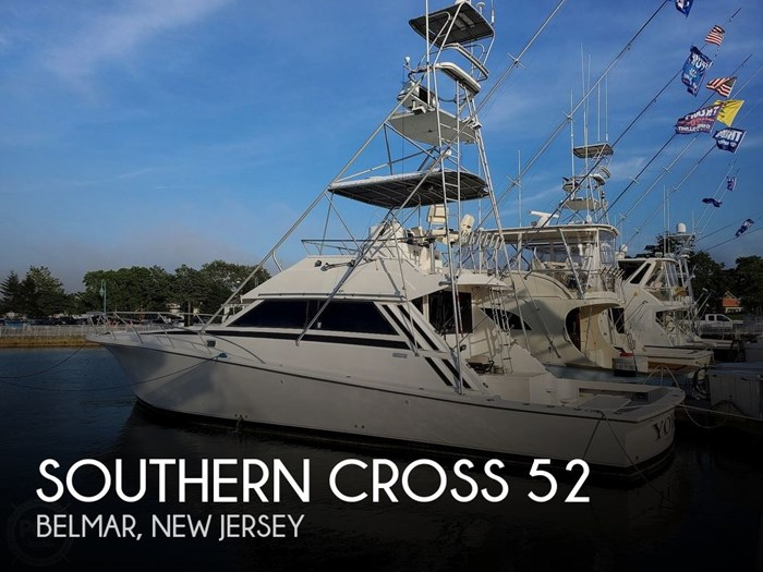 1988 Southern Cross 52 Photo 1 sur 21