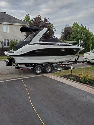 2016 crownline cr264 Photo 1 of 13