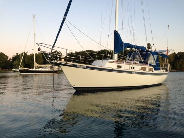 1985 Aloha Yachts Mark i Photo 4 of 40