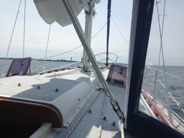 1985 Aloha Yachts Mark i Photo 5 of 40