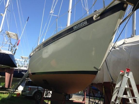 1985 Aloha Yachts Mark i Photo 38 of 40