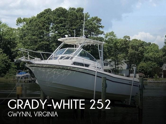 1994 Grady-White 252 Sailfish Photo 1 sur 20