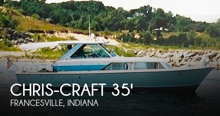 1966 Chris-Craft Corinthian Sea Skiff Photo 1 of 20