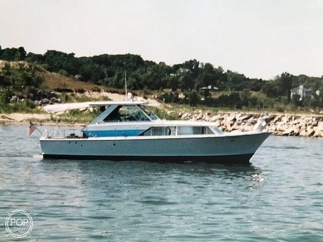 1966 Chris-Craft Corinthian Sea Skiff Photo 2 of 20