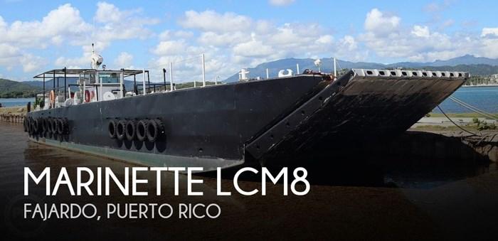 1968 Marinette Landing Craft LCM8 Photo 1 sur 20