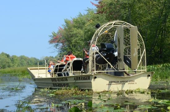 2015 American Airboats Hydroglisseur Photo 2 of 3