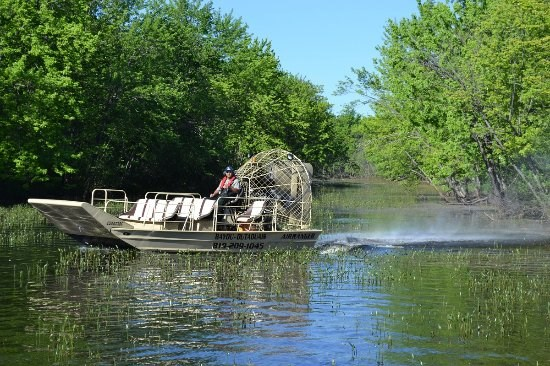 2015 American Airboats Hydroglisseur Photo 3 of 3