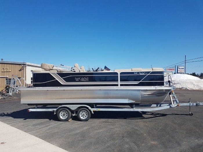 2019 SunCatcher Pontoons by G3 Boats X3 22RC - SAVE $12,500 - WAS $65,584 Photo 1 sur 8