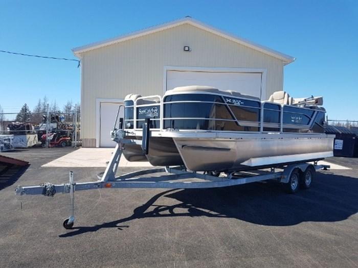 2019 SunCatcher Pontoons by G3 Boats X3 22RC - SAVE $12,500 - WAS $65,584 Photo 2 sur 8