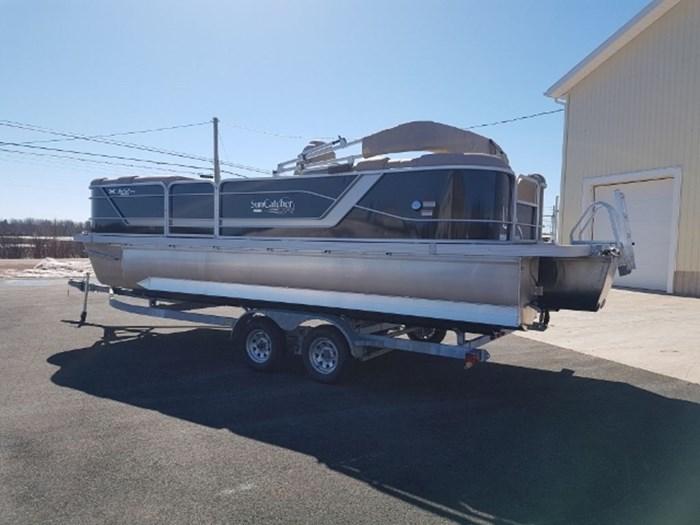 2019 SunCatcher Pontoons by G3 Boats X3 22RC - SAVE $12,500 - WAS $65,584 Photo 4 sur 8
