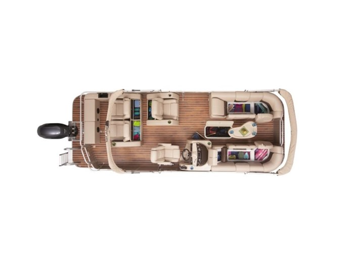 2019 SunCatcher Pontoons by G3 Boats X3 24RS - SAVE $12,500 - WAS $69,100 Photo 4 sur 5