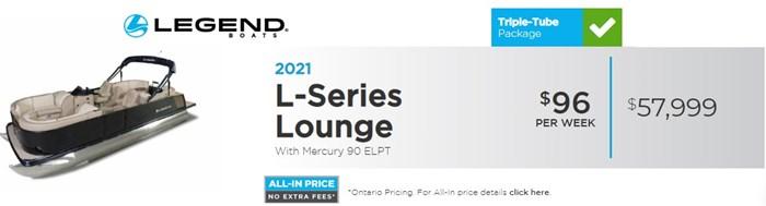 2020 LEGEND L-Series Lounge Sport Photo 2 of 7