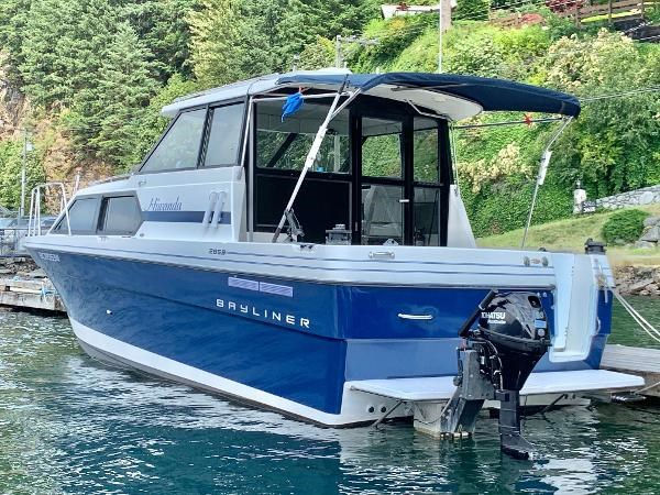 1997 Bayliner 2859 Ciera Photo 2 sur 28